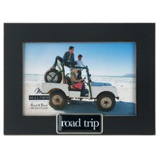 Road Trip Tags Picture Frame
