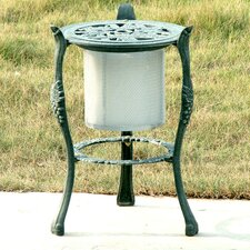 Grape Iron Candle / Plant Stand