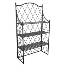 <strong>Innova Hearth and Home</strong> Lattice Etagera Baker's Rack