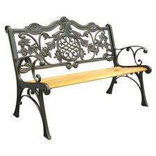 Regal Cast Iron Park Bench