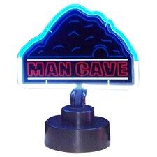 Man Cave Neon Sculpture