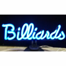 Business Signs Billiards Neon Sign