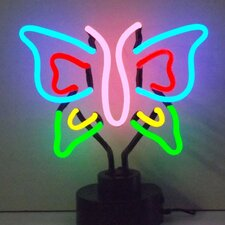 <strong>Neonetics</strong> Business Signs Butterfly Neon Sign