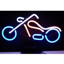 <strong>Neonetics</strong> Chopper Neon Sculpture
