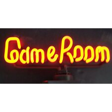 Business Signs Game Room Neon Sign