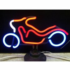 <strong>Neonetics</strong> Cars & Motorcycles Motorcycle Neon Sign