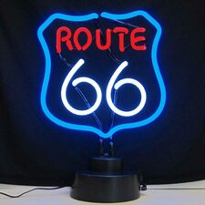<strong>Neonetics</strong> Business Signs Route 66 Neon Sign