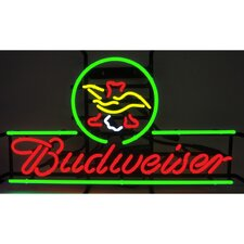 Business Signs Budweiser Eagle Neon Sign