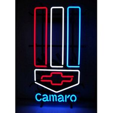 <strong>Neonetics</strong> Camaro Neon Sign