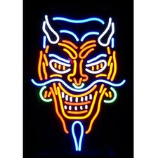 <strong>Neonetics</strong> Devil Neon Sign