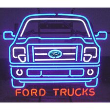 <strong>Neonetics</strong> Ford Trucks Neon Sign