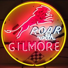 <strong>Neonetics</strong> Gilmore Gasoline Neon Sign
