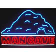 <strong>Neonetics</strong> Man Cave with Cave Neon Sign