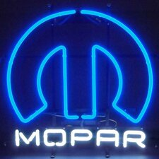 Car & Motorcycles Mopar Omega Neon Sign