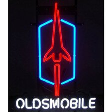 <strong>Neonetics</strong> Oldsmobile Neon Sign