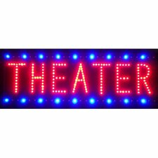 <strong>Neonetics</strong> Business Signs Theater LED Sign