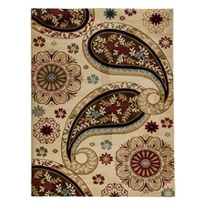 Barclay Penelope's Paiseley Transitional Rug