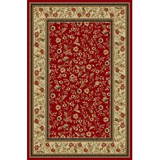<strong>Infinity Home</strong> Kings Court Red Sunshine Rug