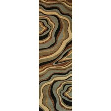 Barclay Nirvana Waves Contemporary Rug