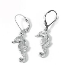 Seahorse Drop Earrings