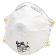 Dust Disposable Respirator with Exhalation Valve