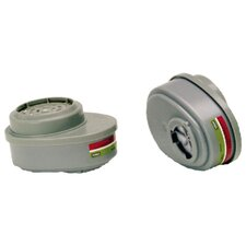 Multi-Purpose Respirator Replacement Cartridges (2 Pack)