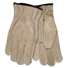 Large Suede Cowhide Workglove