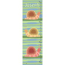 Snails Personalized Growth Chart