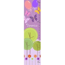 Garden Personalized Growth Chart