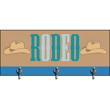Rodeo Boy Personalized Hook