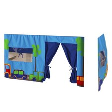 Kids World Print Tent