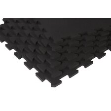 <strong>Supermats Inc</strong> SuperLock Interlocking Floor Mat (Set of 6)