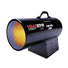 75,000-125,000 BTU Forced Air Utility Propane Space Heater