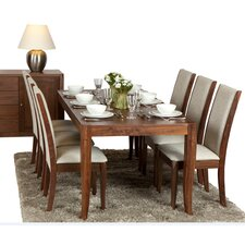 Java 7 Piece Dining Set