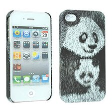 <strong>Odoyo</strong> Panda Wild Animal Protective Case for iPhone 4/4S