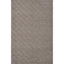 Faltweave Brown/Ivory Flat Woven Rug