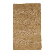 Waves Latte Shag Rug