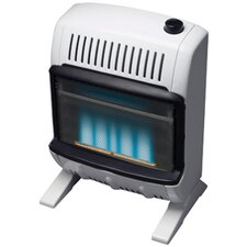 <strong>Mr. Heater</strong> Vent Free 10,000 BTU Radiant Wall/Floor Liquid Propane Space Heater
