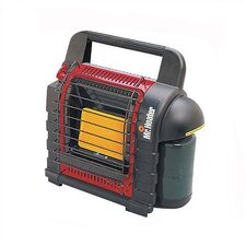 <strong>Mr. Heater</strong> Portable Buddy 4,000 - 9,000 BTU Radiant Compact Propane Space Heater