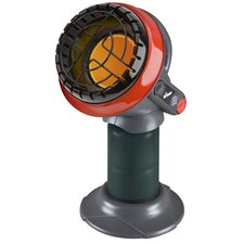 3,800 BTU Tank Top Little Buddy Portable Propane Space Heater