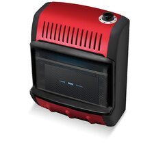 10,000 BTU Radiant Wall/Floor Propane Buddy Space Heater