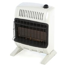 <strong>Mr. Heater</strong> Vent Free 10,000 BTU Radiant Utility Natural Gas Space Heater
