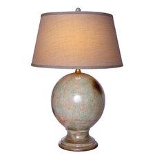 """Henri 26"""" H Antique Verde Table Lamp"""