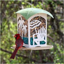 Beach Sea Side Wild Bird Feeder