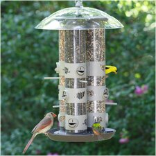 <strong>Birdscapes</strong> Triple Tube Bird Feeder