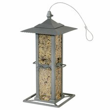 Watchtower Hopper Bird Feeder