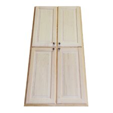"Baldwin 55"" Recessed Kitchen Pantry"