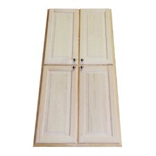 "Baldwin 61"" Recessed Kitchen Pantry"