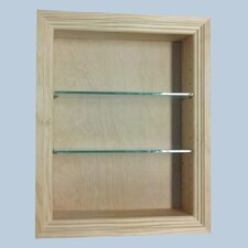 "<strong>WG Wood Products</strong> Newberry 15.5"" Bathroom Shelf"