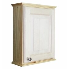 "Ashley Series 15.25"" x 19.5"" Surface Mount Medicine Cabinet"